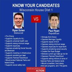 #KnowYourCandidate Compare Contrast and #VoteYourConience