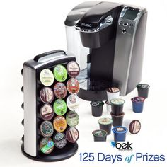 Wake up and smell the coffee for a year with a Keurig Brewer and year supply of K-cups! Enter now! #belk