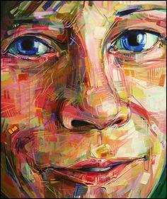 More on portrait artist Gwenn Seemel