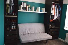 Guest Bedroom Update: Component 2 - http://www.decority.com/other-ideas/guest-bedroom-update-component-2/