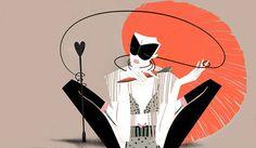 The Great Feminine Illustrations of Sara Ciprandi – Fubiz Media