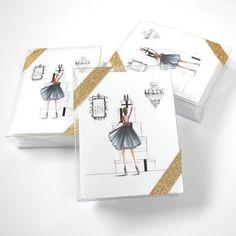 Fashion Illustrator Holly Nichols grows her following