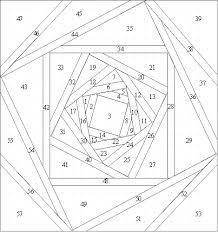 Resultado de imagen de spider's web patchwork pattern