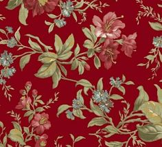 """Legendary Loves by Denice Lipscomb for Windham Fabrics 100% Cotton Width: 43""""/44"""""""