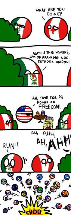 Mexico's Prank