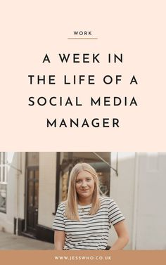 Ever wondered what a social media manager REALLY does? I'm sharing a look at a week in the life of a freelance social media manager and what I usually get up to on a daily basis! learn how to make money from social media Social Media Automation, Social Media Analytics, Social Media Marketing Business, Facebook Marketing, Content Marketing, Online Marketing, Digital Marketing, Mobile Marketing, Marketing Plan