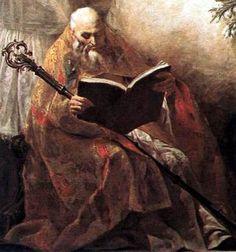 Abbot   Saint Anthony the Abbot Gallery » Saints.SQPN.com