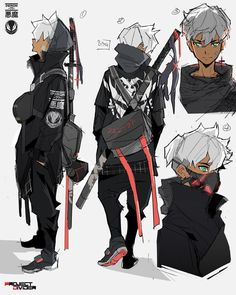 Game Character Design, Character Creation, Character Design References, Fantasy Character Design, Character Drawing, Character Design Inspiration, Character Concept, Black Anime Characters, Fantasy Characters