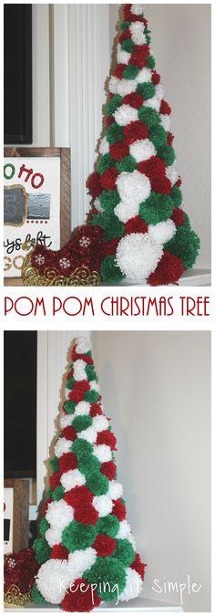 300 Handmade Christmas Trees Ideas Christmas Christmas Crafts Christmas Diy