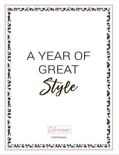 We love helping women add extra productivity and calm to their lives with a prepped wardrobe for the week. The Year of Great Style suite is gorgeously designed in full colour and includes a Guide, Journal, and 52 weeks of Planner templates. Make You Feel, How Are You Feeling, Sustainable Fashion, Sustainable Style, Wardrobe Planner, Eureka Moment, Daily Calm, Confirmation Page, 52 Weeks