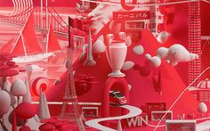 Live the story —BBC on Behance