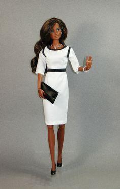 OOAK Handmade Outfit for Fashion Royalty Silkstone Vintage Barbie Poppy Parker | eBay