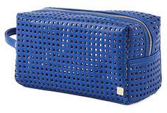 Atlas Mini Dopp Kit, Blue on OneKingsLane.com
