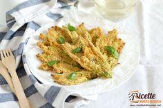I fiori di zucca croccanti al forno sono unalternativa light per cucinare i fiori di zucca fritti in pastella. Ugualmente croccanti e gustosi sono una ricetta facile e veloce da preparare.