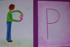 Alphabet cards Primary Teacher Training students' work - Centre for Creative Education, Cape Town www.cfce.org.za