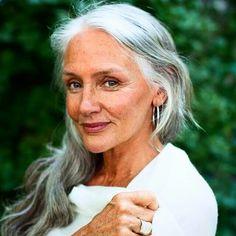 65 years old model Cindy Joseph