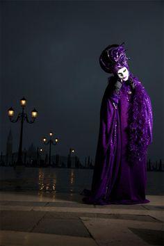 Venice Carnival by Kim Colombini