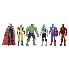 Marvel Titan Hero Series Super Hero Collection