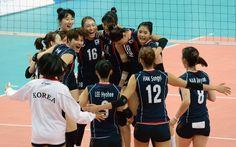 Michel : [인천AG]배구 여자 일본전 3-0으로 승리…8강 진출 확정