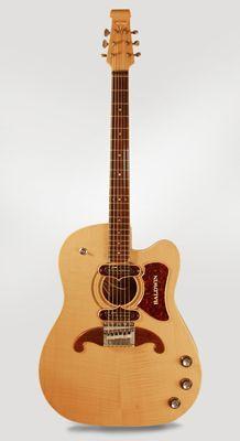 #Baldwin - #Burns Virginian Semi-Hollow Body Electric Guitar (1965)…