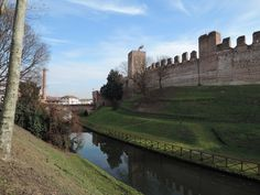 The Walls of Cittadella: unusual adventure- My Corner of Italy