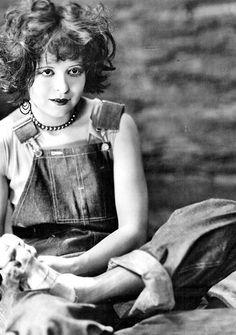 Clara Bow in The Runaway (1926)
