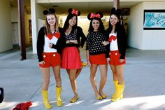 so cute halloween party mickey mouse costume holidays. Black Bedroom Furniture Sets. Home Design Ideas