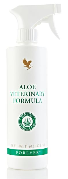 This Aloe Veterinary Formula can be diluted to clean your pup's ears or your cat's eyes. http://link.flp.social/HJVxlE