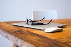 apple desk office technology - Visual Hunt