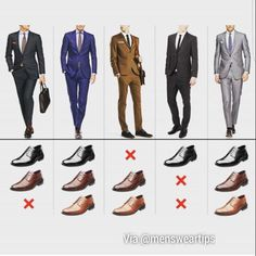 NxStyle (We talk about different shoe style all the time...)