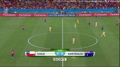 Chile vs Australia