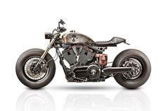 WOW! Victory Gunner Cafe Racer by Tattoo Projects #VictoryMotorcycles #caferacer #motos | caferacerpasion.com