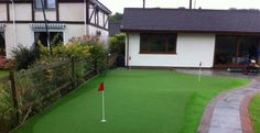 Good Quality Large Artificial Grass Turf For Sport Of Golf Course Field Pathway