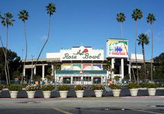 The Grandaddy of them all, The Rose Bowl