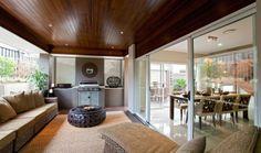 Integrated indoor outdoor