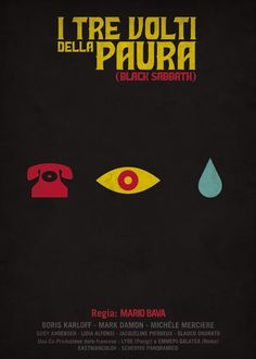 Minimalist Movie Poster tribute for some italian cult movies. Cult Movies, Horror Movies, Horror Film, Minimal Movie Posters, Film Posters, Black Sabbath, Film Genres, Thing 1, Movies Worth Watching