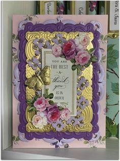 Anna Griffin Cards, Easter, Stickers, Handmade, Hand Made, Easter Activities, Decals, Handarbeit