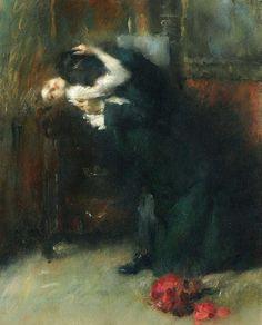 Ambrogio Antonio Alciati, The Kiss