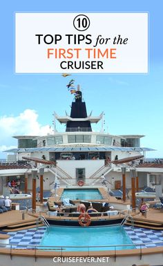 Have you booked your first cruise or are thinking about going on a cruise? Are you not sure what is included with a cruise and would like to know more? Cruise Fever works hard to bring you the best tips so you can make the most of your cruise.