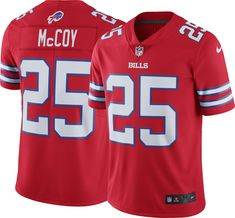 Nike Men s Color Rush Limited Jersey Buffalo LeSean McCoy  25 923d3ca92