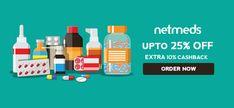 #Netmeds Super Wednesday Offer