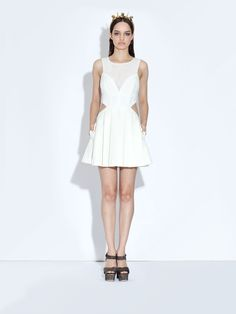 ADOLESCENT SISTER Skater Dress. $110.64 USD. £88.00. http://threefloorfashion.com/index.php?page=shop.product_details=flypage_6A.tpl_id=56_id=3=com_virtuemart=4