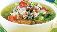 sop daging sapi padang,cara membuat sup daging sapi empuk,cara membuat sup…
