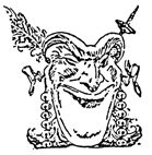 Jester's Mask 1 Rubber Craft Stamp - Rubber Stamps Direct http://www.stampsdirect.co.uk/jesters-mask-1-rubber-stamp-748-p.asp
