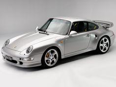 Porsche 911 Turbo S 3.6 Coupe AU-spec (993) '1997–98
