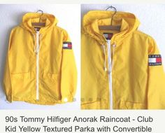 jacket white tommy hilfiger black vintage yellow red hoodie 90s style