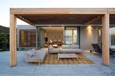 Plett 6541 2 Residence by SAOTA