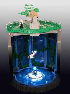 Symphony of Construction II | The Brothers Brick | LEGO Blog