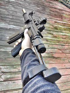 HK416 Pistol -