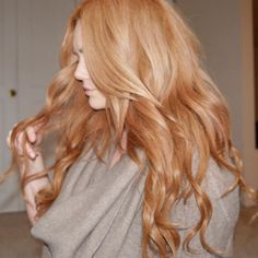 Image result for pearl strawberry blonde hair
